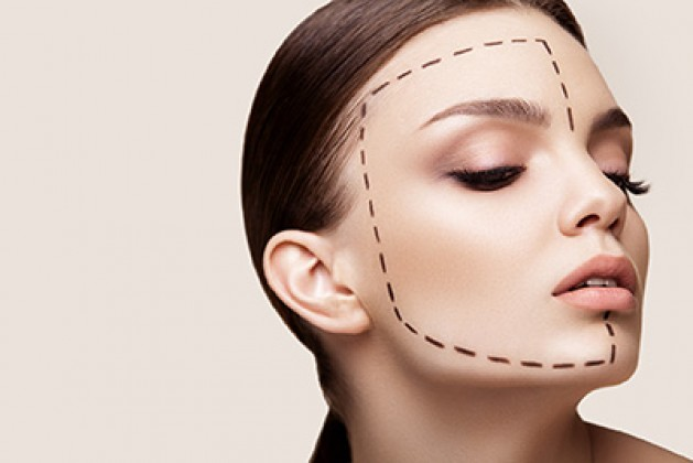 Plasticity of face defects