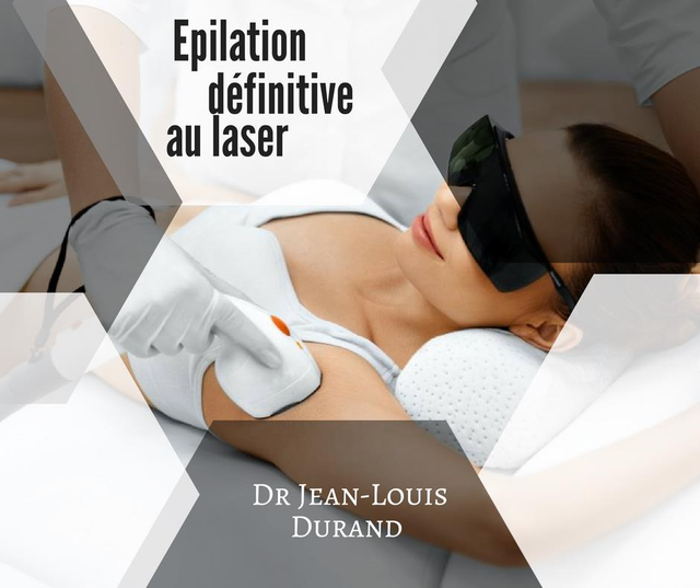 Epilation definitive au laser le mans